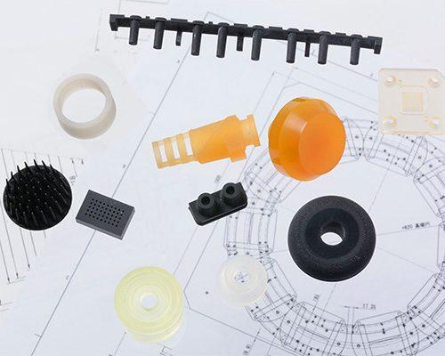 様々な微細加工品